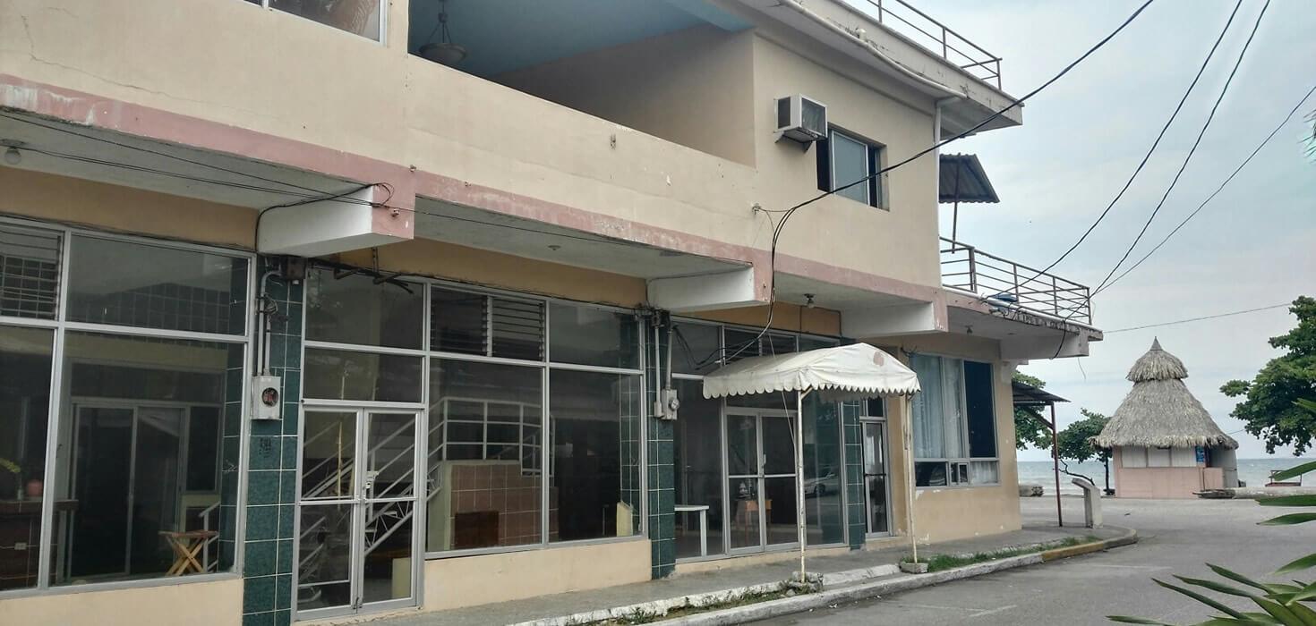Venta de Hotel ubicado en Barrio el centro avenida 14 de julio, primera calle, La Ceiba, Atlántida, Honduras | Activo Eventual de Banco Atlántida