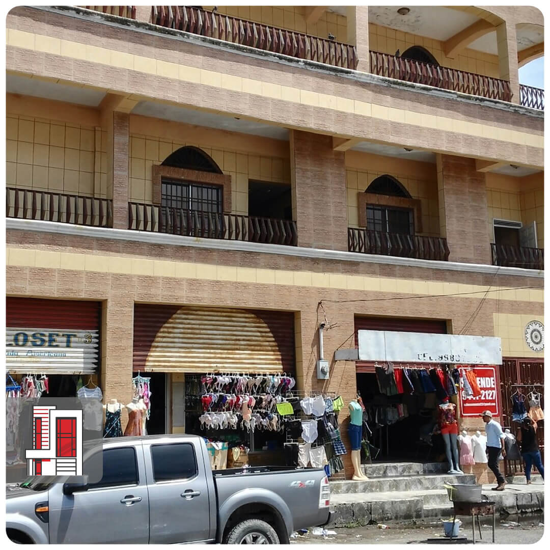 Venta de Hotel en Barrio potreritos 7 calle entre 14 de julio y avenida Ramon Rosa, La Ceiba, Atlántida, Honduras   Activo Eventual de Banco Atlántida