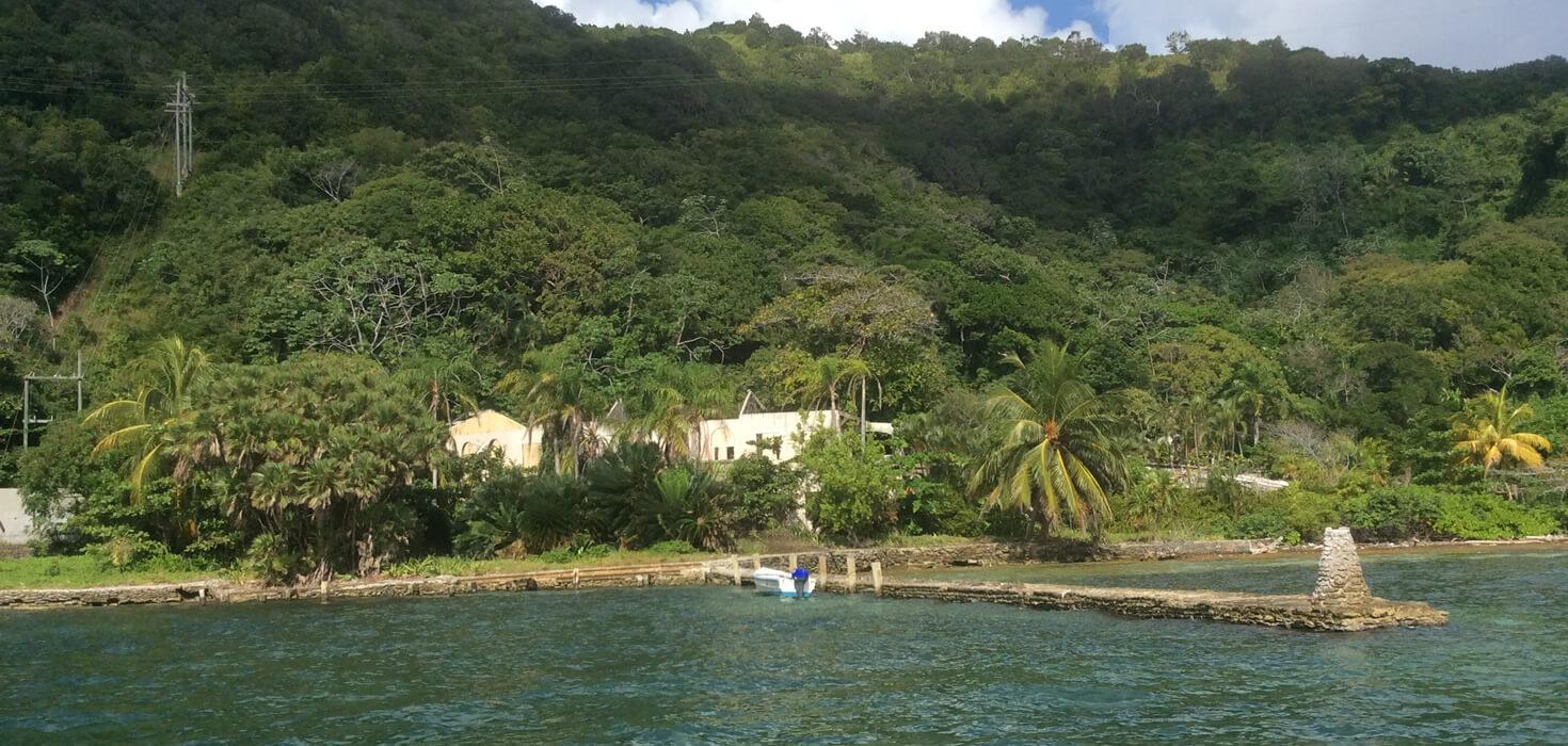 Venta de Lote de terreno ubicado en Bearing Grand, Guanaja, Islas de la Bahía, Honduras