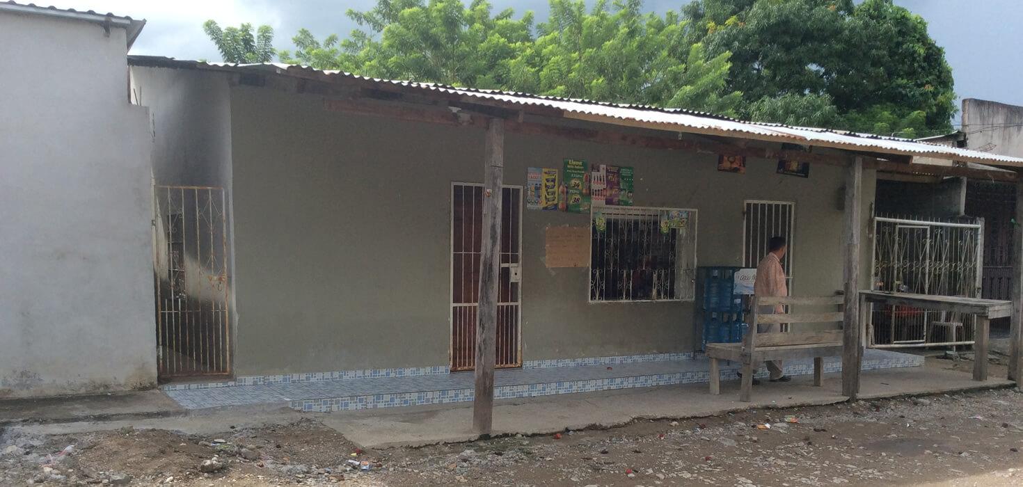 Venta de Casa de habitación ubicado en Barrio El Coyol, Sabá, Colón, Honduras