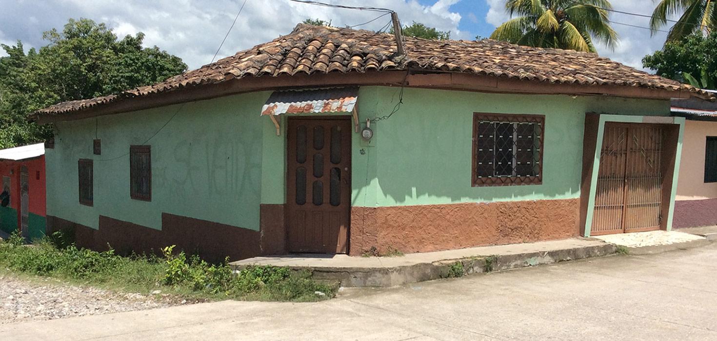 Venta de Casa Juan ubicado en Barrio San Juan, Florida, Copán, Honduras