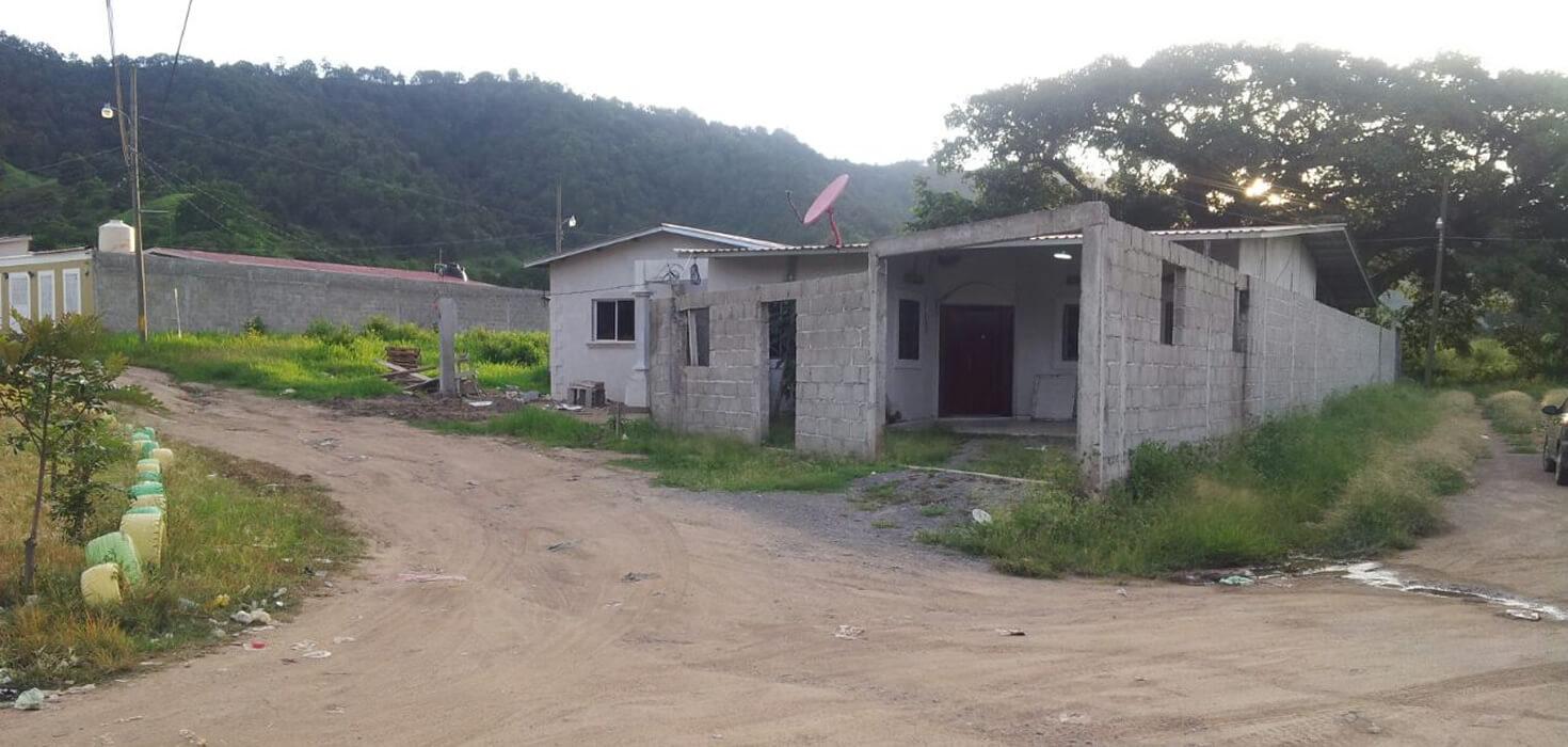 Venta de Casa ubicado en Residencial El Sauce, II Etapa, Lotes #12 y #13 B, Danlí, El Paraíso, Honduras | Activo Eventual de Banco Atlántida