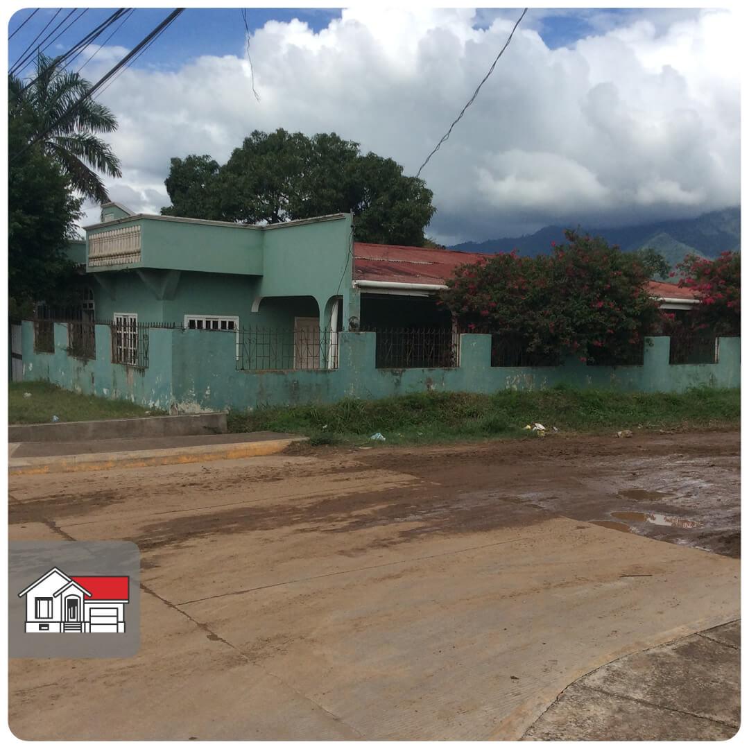 Venta de Casa ubicado en Colonia Bella Vista carretera a Olanchito a Yoro, Olanchito, Yoro, Honduras | Activo Eventual de Banco Atlántida