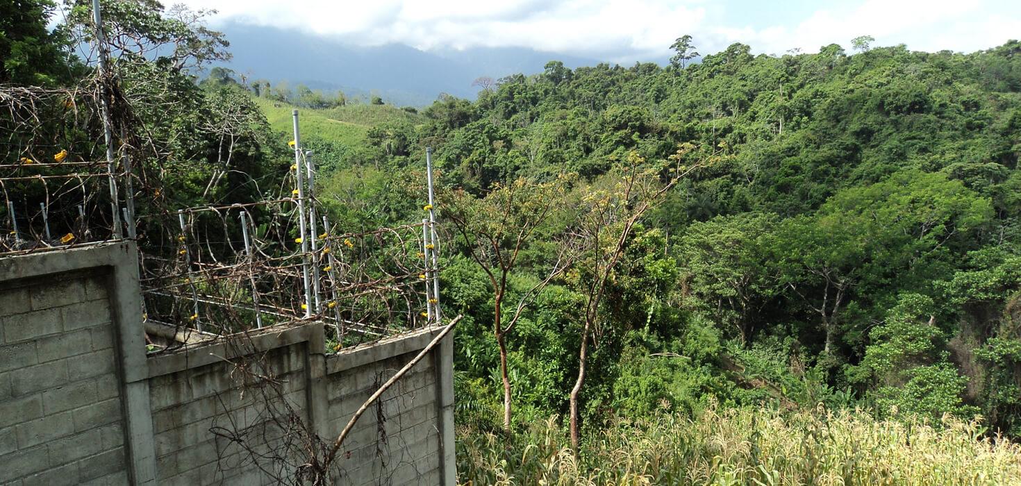 Venta de Lote de terreno ubicado en Sector Nana cruz contiguoa a escuela bilingüe Palmeras, La Ceiba, Atlántida, Honduras