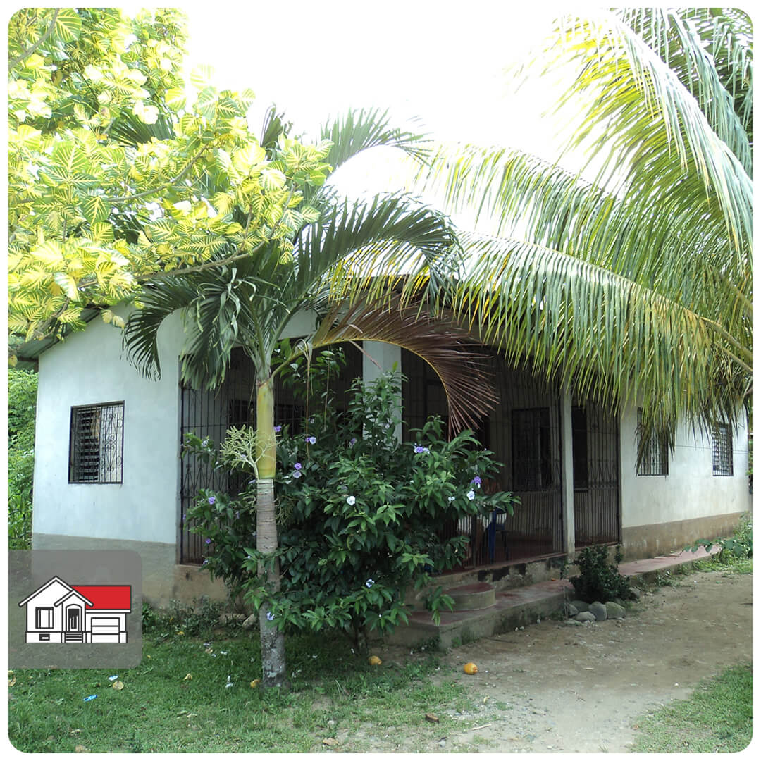 Venta de Casa de habitación ubicado en Colonia César Martínez Lote No.8, Bloque H, La Masica, Atlántida, Honduras