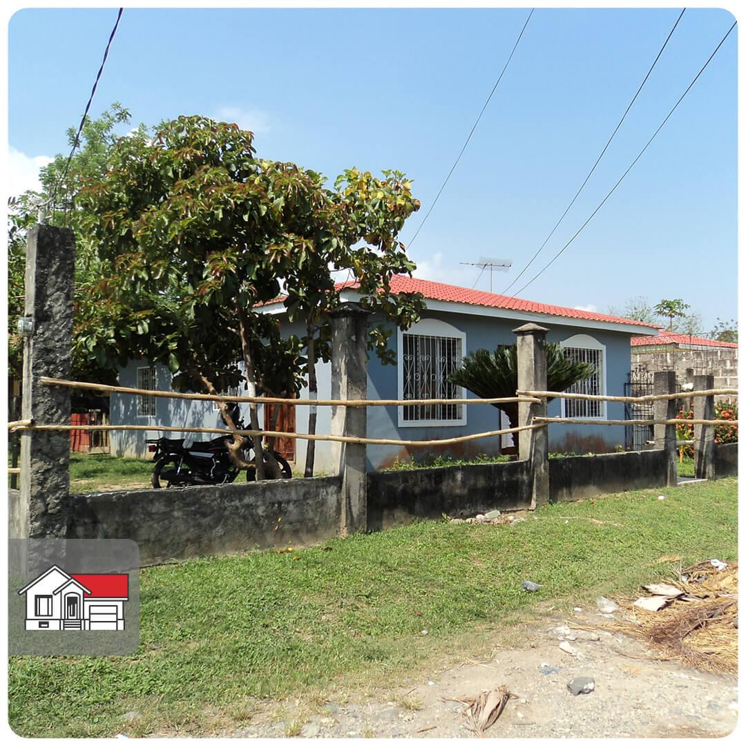 Venta de Casa de habitación en residencial Los Castaños ubicado en Residencial Los Castaños Lote No. 6, Bloque E, El Porvenir, Atlántida, Honduras