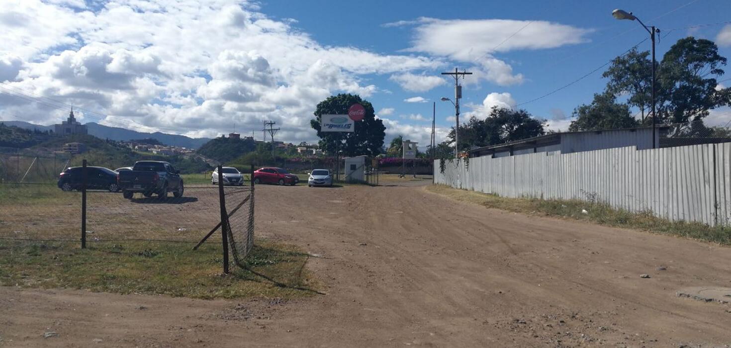Venta de Terreno ubicado en Colonia América, Contiguo a Estadio Los Ángeles, Comayagüela, M.D.C., Francisco Morazán, Honduras