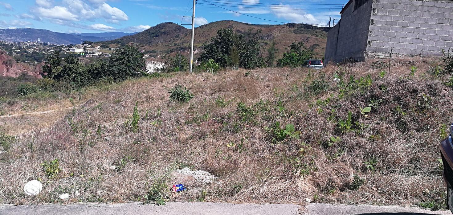 Venta de Terreno ubicado en Residencial Lomas de Germania, lote 308, bloque 13, Comayagüela, M.D.C., Francisco Morazán, Honduras